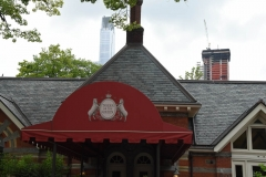 Ghostbusters - Tavern on the Green