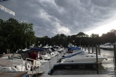 Afternoon Weather Rolling In