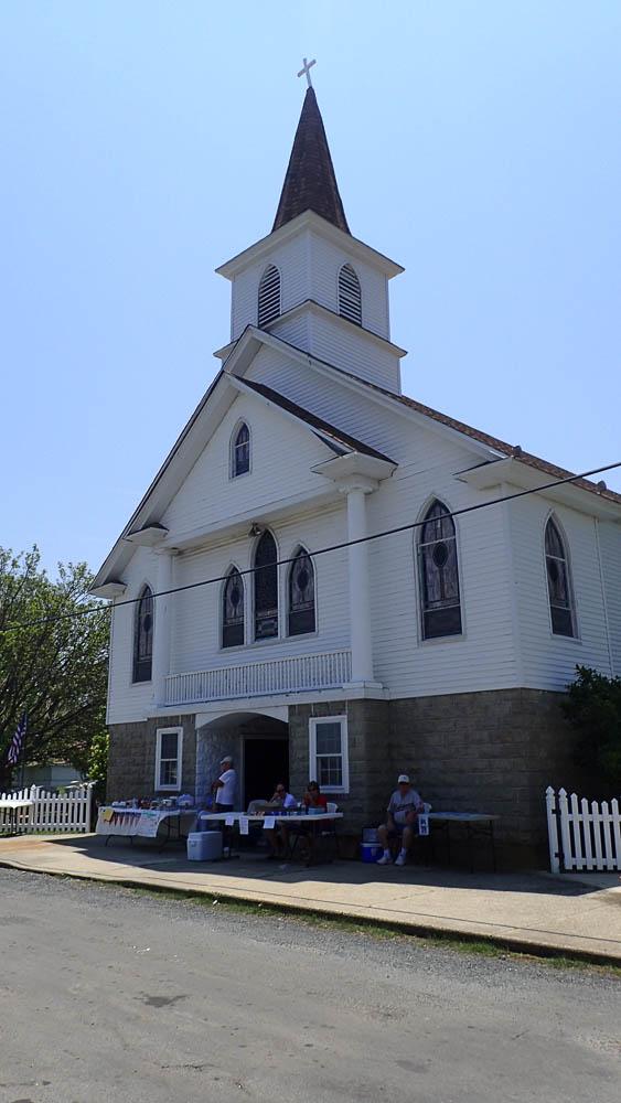 The Church at Smith Island